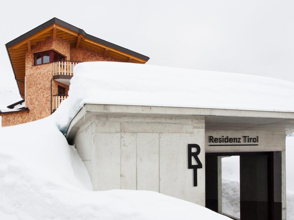 solo ohne — Residenz Tirol 1