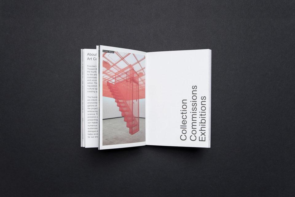 solo ohne — TBA21 Broschüre 2
